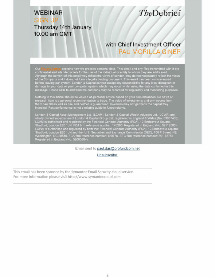 Email Marketing for Financial Services