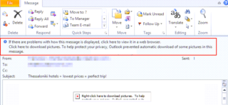 How To Avoid Download Images In Emails