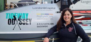 Victoria Carroll, the Atlantic and the ProFundCom Foundation